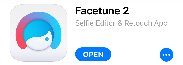 Download Facetune 2 for iOS