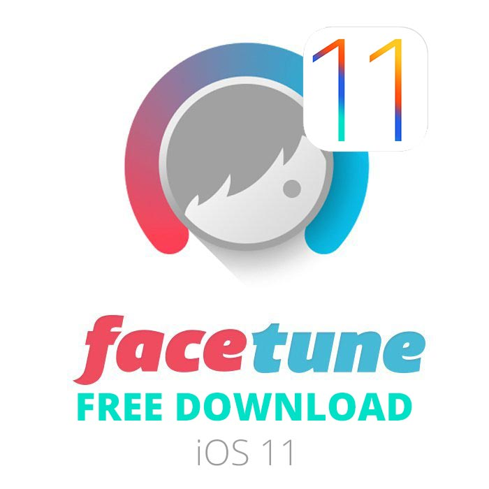 Facetune Free Download for iOS 11 - TutuApp Hack